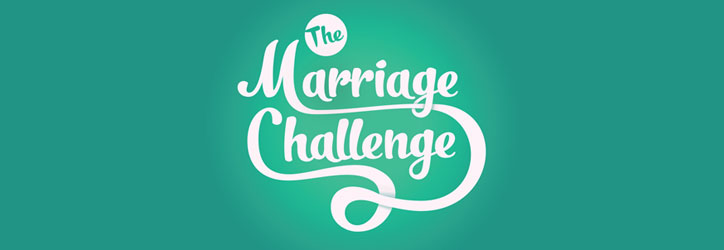 Marriage resources for lockdown - The Marriage Challenge